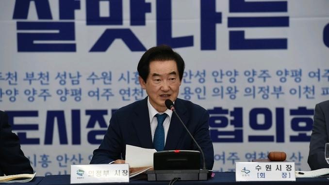 안병용 의정부시장, 경기도시장군수협의회장으로 추대돼