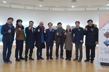 의정부문화재단, 올해의 작가 기획초대전 <3인, 3색, 3각> 성황리 개최