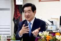 """<기획보도>""""의정부시를 더 푸르고 더 아름답게""""...안병용 시장, 새해 설계 밝혀"""