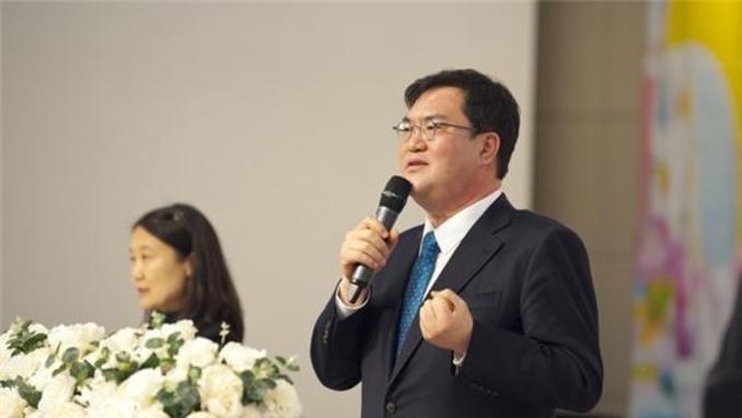 '세습 논란' 문석균, 국회의원선거 사퇴 의사 밝혀