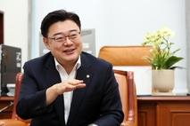 김성원 국회의원, 하수도 스마트 관리 위한 '하수도법' 개정 대표발의